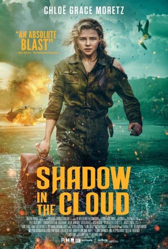 Shadow in the Cloud 2020 HDRip XviD AC3-EVO