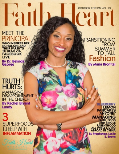 Faith Heart Magazine - Volume 19 - October (2019)