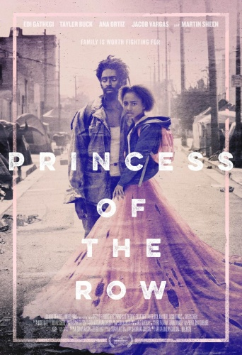 Princess of the Row 2020 HDRip XviD AC3-EVO