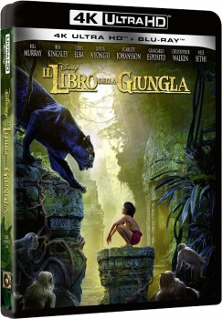 Il libro della giungla (2016) Full Blu-Ray 4K 2160p UHD HDR 10Bits HEVC ITA DD Plus 7.1 ENG Atmos/TrueHD 7.1 MULTI