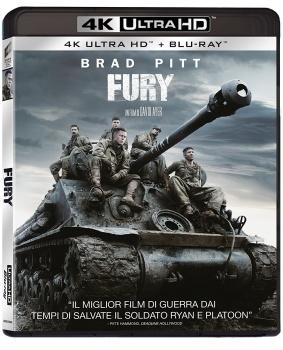 Fury (2014) Full Blu-Ray 4K 2160p UHD HDR 10Bits HEVC ITA DD 5.1 ENG TrueHD 7.1 MULTI