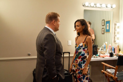 Thandie Newton - The Late Late Show with James Corden: May 9th 2018