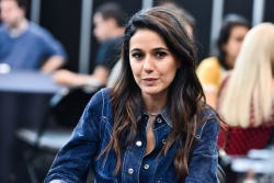Emmanuelle Chriqui - 'The Passage' panel during New York Comic Con 10/06/2018