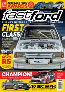 Fast Ford - Issue 417 - January (2020)
