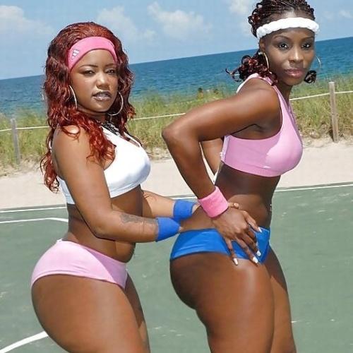 Big booty black women porn