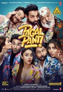 Pagalpanti (2019) Hindi 720p HDCAM x264 AAC SHADOW