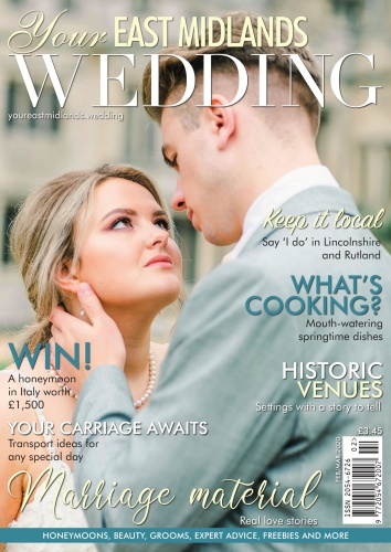Your East Midlands Wedding - February-March (2020)