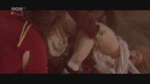 Jennifer Jason Leigh / Blanca Marsillach / others / Flesh+Blood / nude /  (US 1985) OVAcVqX6_t