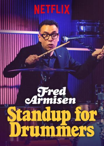 Fred Armisen Standup For Drummers 2018 1080p WEBRip x264-RARBG