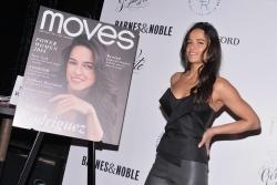 Michelle Rodriguez - 'Moves Magazine' 2018 Power Women Gala in New York City 11/9/18