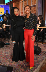 India Arie - Good Morning America: January 15th 2020