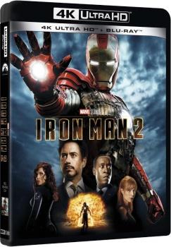 Iron Man 2 (2010) Full Blu-Ray 4K 2160p UHD HDR 10Bits HEVC ITA DD Plus 7.1 ENG Atmos/TrueHD 7.1 MULTI