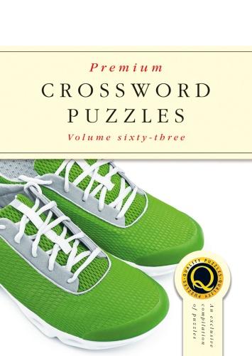 Premium Crossword Puzzles - Volume 63 - January (2020)