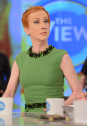 Kathy Griffin - The View: April 30th 2018