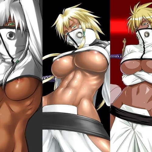 Bleach porn photos