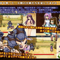 [Hentai RPG] Orc Kingdom -Monmusu Breeder King