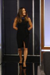 Jennifer Garner - Jimmy Kimmel Live: October 9th 2018