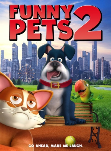 Funny Pets 2 2018 WEBRip x264-ION10