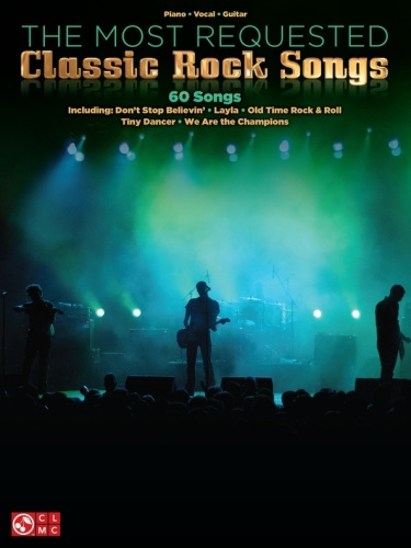 The Most Requested Classic Rock Songs Songbook     (2011)