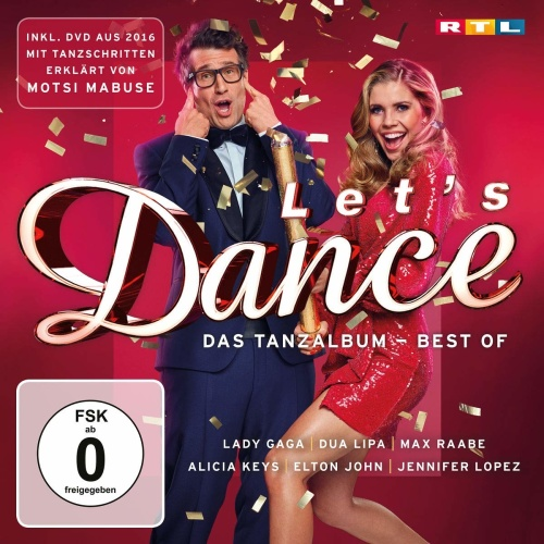 Let'S Dance das Tanzalbum (Best of) 3CD (2020)