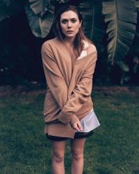 Elizabeth Olsen - Beau Grealy Photoshoot for The Sunday Times Style (2018)