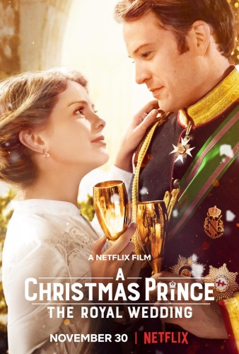 A Christmas Prince The Royal Wedding 2018 1080p WEBRip x264-RARBG