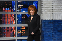 Reba McEntire - The Late Show with Stephen Colbert: February 20th 2019