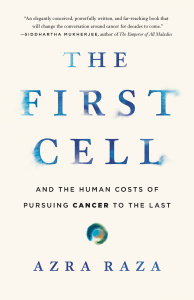 The First Cell by Azra Raza