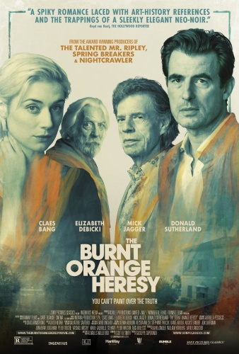 The Burnt Orange Heresy 2020 1080p Bluray DTS-HD MA 5 1 X264-EVO