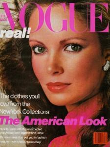 Us Vogue February 1979 Jaclyn Smith By
