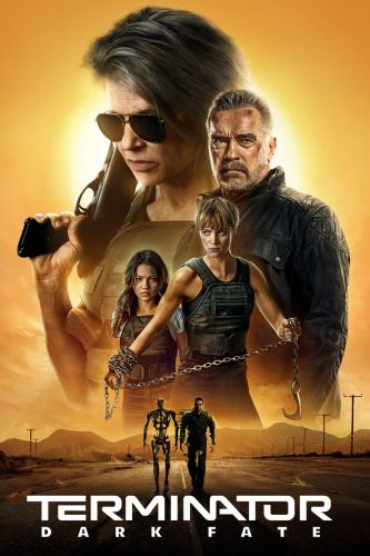 Terminator Dark Fate 2019 BRRip XviD MP3-XVID