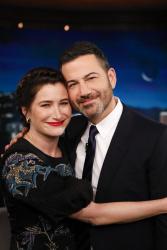 Kathryn Hahn - Jimmy Kimmel Live: July 11th 2018