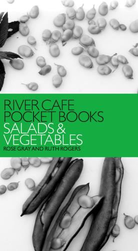 River Cafe Pocket Books - Salads and Vegetables