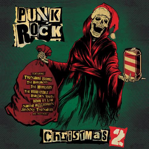 VA   Punk Rock Christmas, Vol  2 (2019)