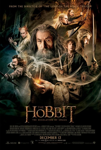 The Hobbit 2 2013 Extended BR EAC3 VFF ENG 1080p x265 10Bits T0M