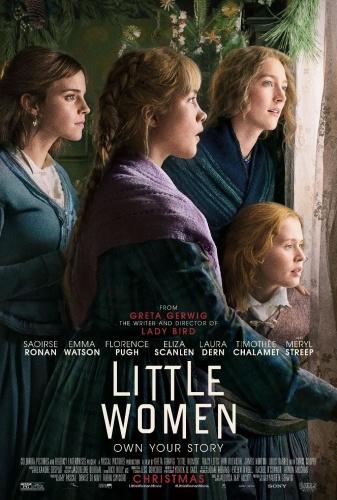 Little Women 2019 1080p BluRay 1400MB DD5 1 x264-GalaxyRG