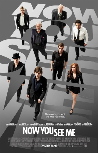 Now You See Me  2013 -2016 1080p 10 bit x264- Obey