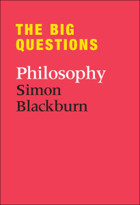 The Big Questions - Philosophy