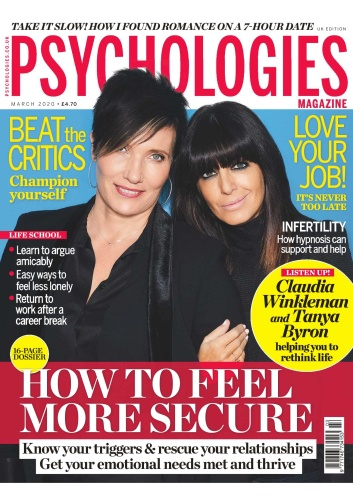 Psychologies UK - March (2020)