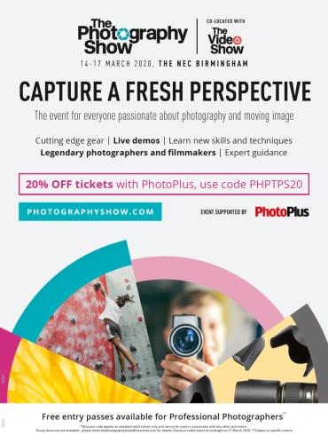PhotoPlus The Canon Magazine - March (2020)