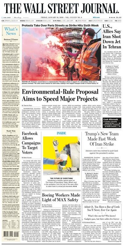 The Wall Street Journal - 10 01 (2020)