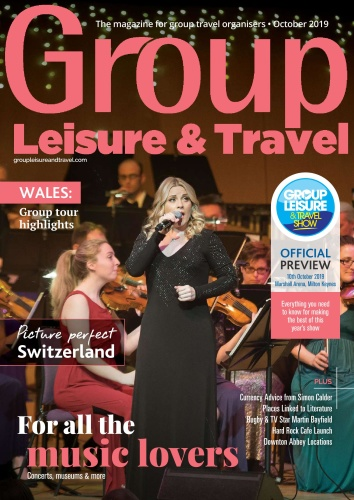 Group Leisure & Travel - October (2019)