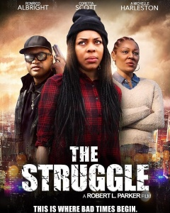 The Struggle (2019) HDRip x264 - SHADOW