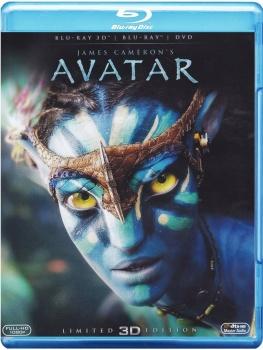 Avatar 3D (2009) Full Blu-Ray 3D 46Gb AVCMVC ITA GER FRE DD 5.1 ENG DTS-HD MA 5.1