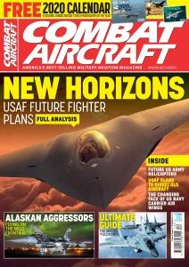 Combat Aircraft - December (2019)