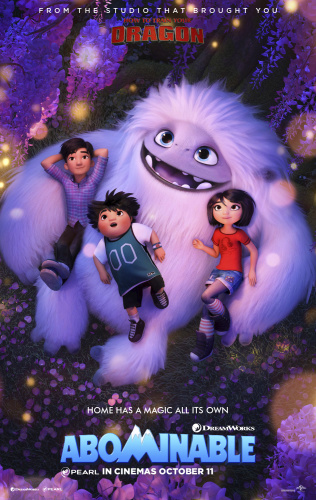 Abominable (2019) 2160p 4K BluRay 5 1 YTS MX
