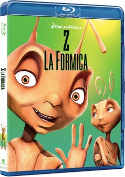 Z la formica (1998) BD-Untouched 1080p AVC DTS HD ENG DTS iTA AC3 iTA-ENG