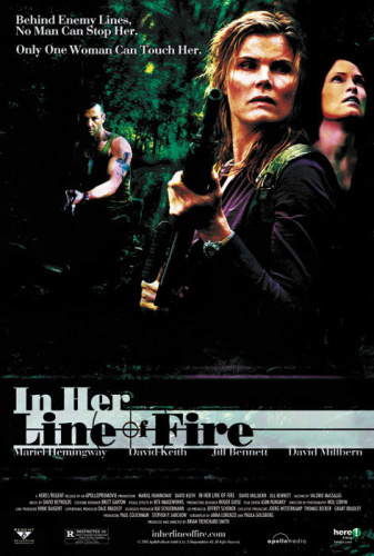 In Her Line of Fire (2006) 720p WEB-DL x264 ESubs [Dual Audio][Hindi+English] -=!Dr STAR!=-