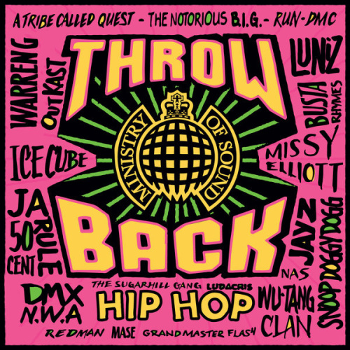 Throwback Hip Hop   Ministry of Sound (2019)