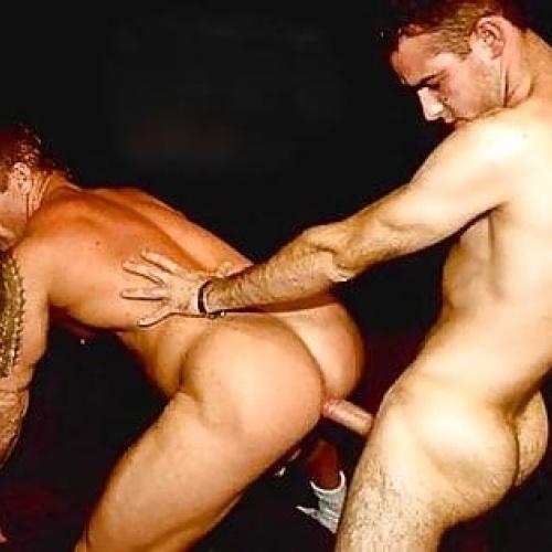 Black gay wrestling porn